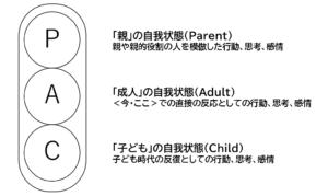 自我状態構造モデル(解説付き)